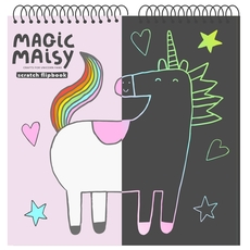 Magic Maisy Scratch Flip Book